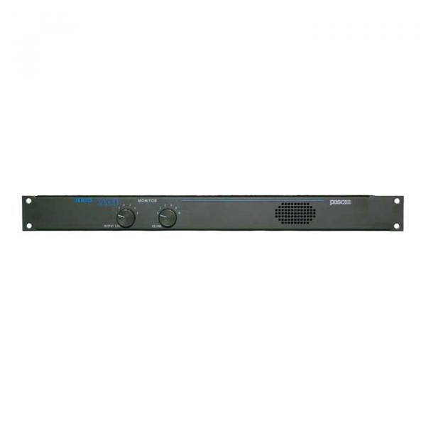 PASO P8002-M панель для мониторинга звукового сигнала 100 В линии
