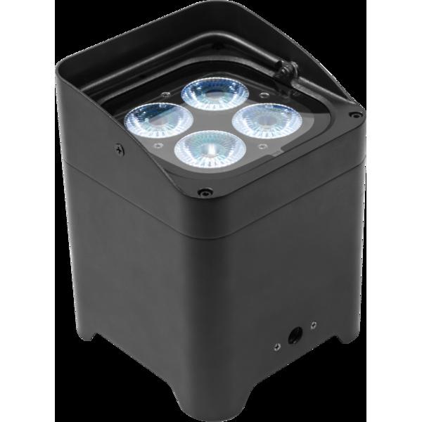 MUSIC & LIGHTS SMARTBAT беспроводной световой прибор 4 x 8 W