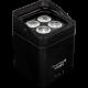 MUSIC & LIGHTS SMARTBATIP беспроводной световой прибор, 4 x 8 W