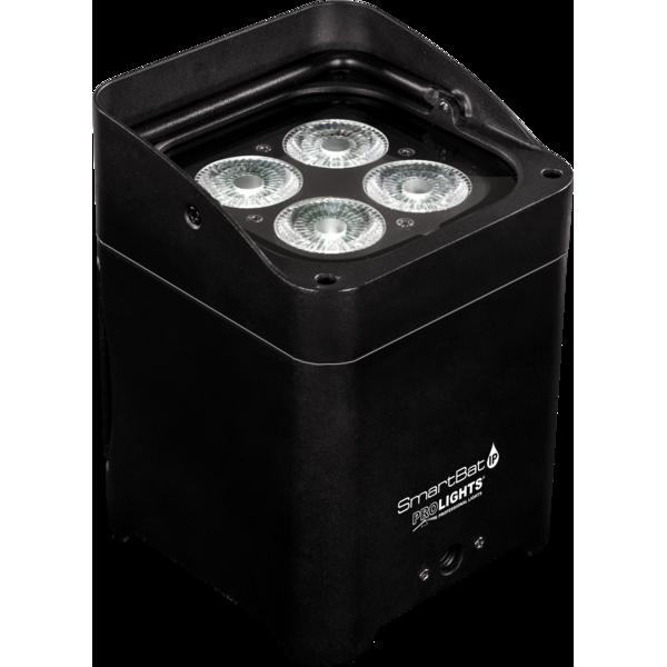 MUSIC & LIGHTS SMARTBATIP беспроводной световой прибор 4 x 8 W