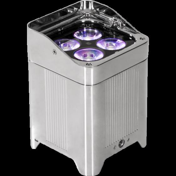 MUSIC & LIGHTS SMARTBATPLUS беспроводной световой прибор, 4 x 12 W