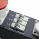 """Adam Hall 87480 Дистрибьютор питания для установки в рэковую стойку 19""""/2 U"""