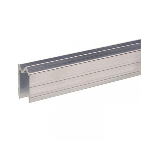 Adam Hall 6100 алюминиевый профиль П-образный 13 мм