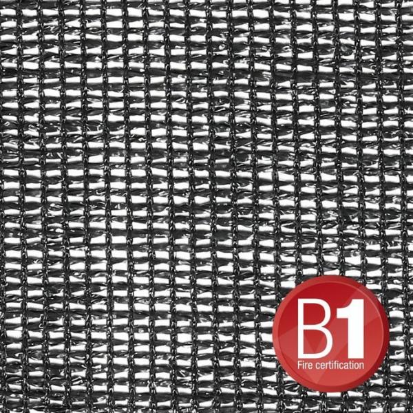 Adam Hall 0158X46 сетка монтажная полиэтиленовая 4х6 мм (тонкая сетка)