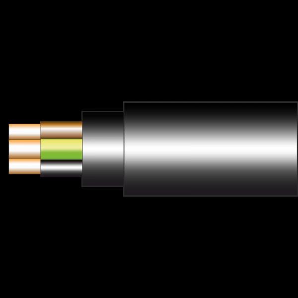 Электрокабель ВВГнг(А) на 0,66 кВ силовой кабель