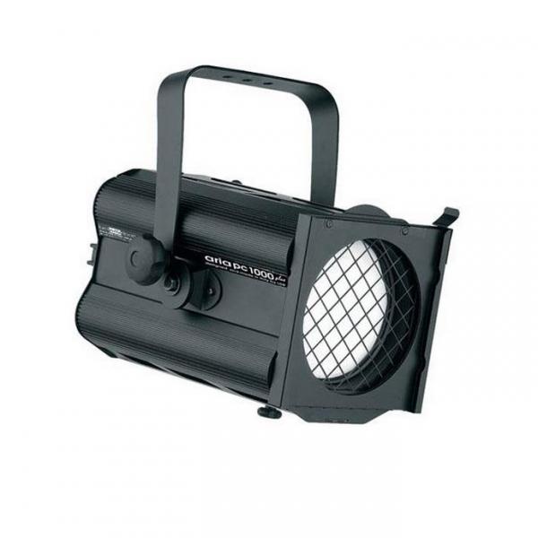 LDR Aria PC 1000 Plus театральный прожектор с плоско-выпуклой линзой (PC)