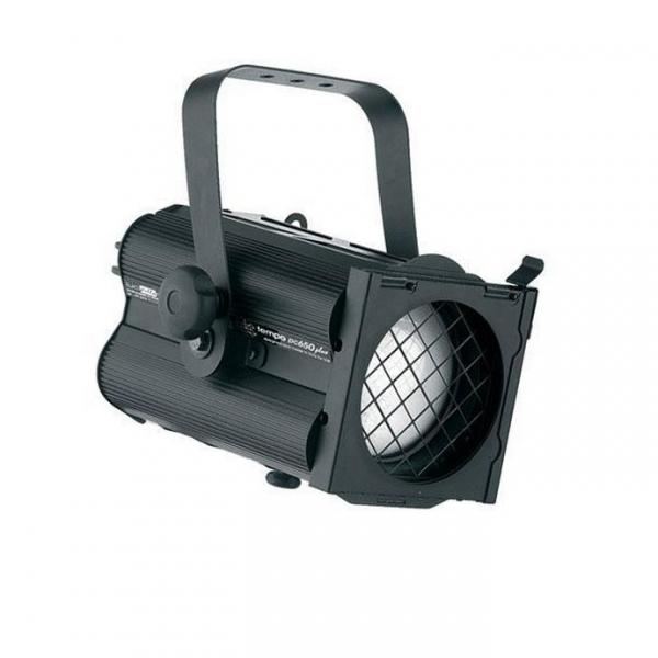LDR Tempo PC 650 Plus театральный прожектор с плоско-выпуклой линзой (PC)