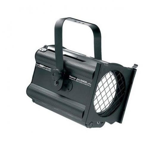 LDR Tono PC 2000 Plus театральный прожектор с плоско-выпуклой линзой (PC)