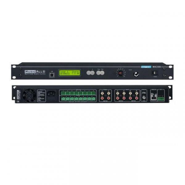 MUSICALL MAC808 Аналоговая звуковая матрица 8 входов х 8 выходов