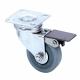 Adam Hall 3703 колесо поворотное с тормозом
