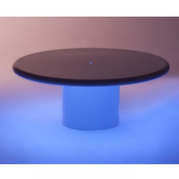 NEWTEC Hoop Premium стол с подсветкой и FM/Bluetooth плеером