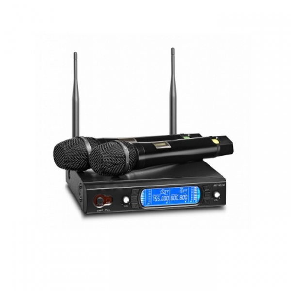 AST922M вокальная радиосистема из 2-х микрофонов