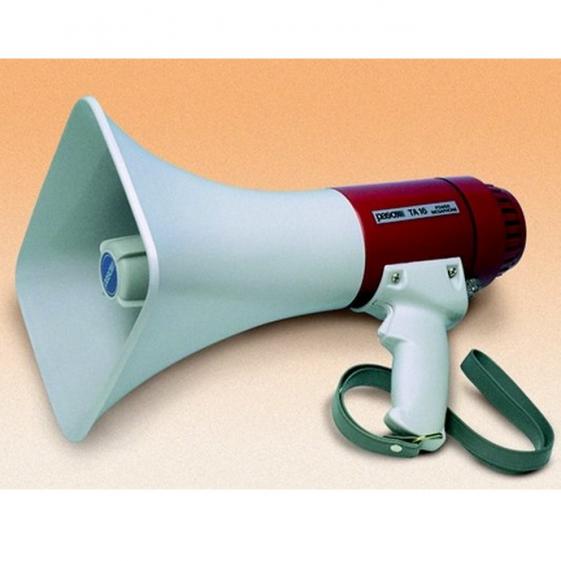 PASO TA16-F Ручной мегафон со встроенным микрофоном