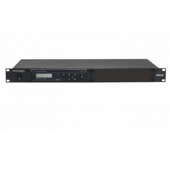 PASO P8083-P CD/MP3/USB/SD плеер с функцией Pitch контроля
