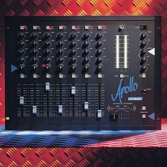 DATEQ APOLLO 7-ми канальный DJ микшер