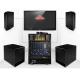 Комплект караоке на основе Gae (Германия), Kind Audio (Италия), Xilica (Канада)