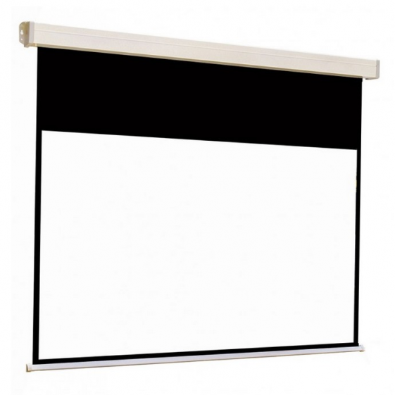 MW Electric Screen White моторизированный экран