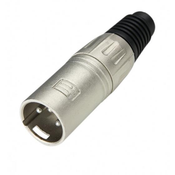Adam Hall 7899 Разъем кабельный XLR 3-pin (вилка)