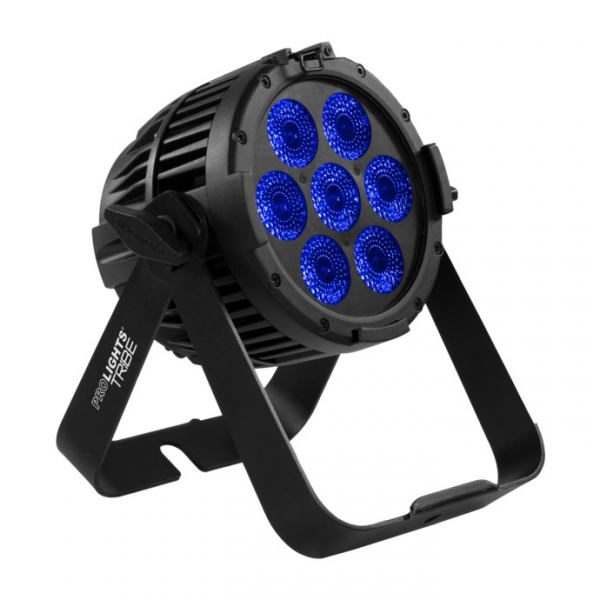 MUSIC & LIGHTS LUMIPAR7IP прожектор 7x9W LED PAR IP65