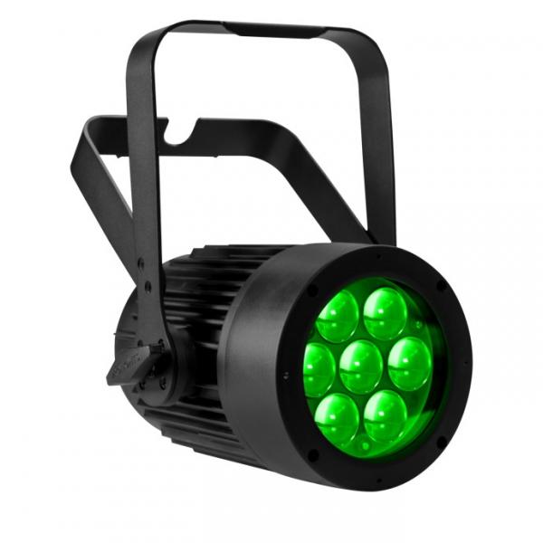 MUSIC & LIGHTS MINIVERSAPAR LED прожектор 7x10W
