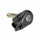 Adam Hall 7525 Разъем кабельный JACK моно 6,3 мм (плоский угловой штекер)