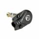 Adam Hall 7908 Разъем кабельный JACK стерео 6,3 мм (плоский угловой штекер)
