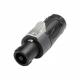 Adam Hall 7902 Разъем кабельный спикерный стандартный Speakon 4-pin