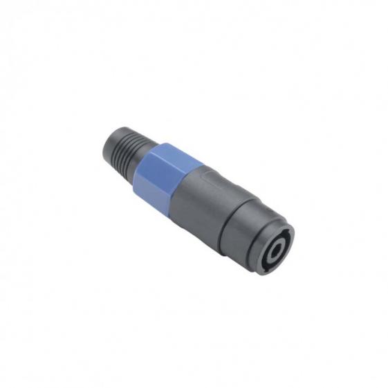 Adam Hall 7874 Разъем кабельный спикерный стандартный Speakon 4-pin (розетка)
