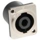 Adam Hall 7875 Разъем панельный спикерный стандартный Speakon 4-pin