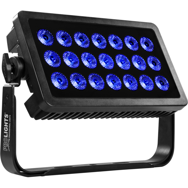 MUSIC & LIGHTS SOLAR21 LED-прожектор 21x10 Вт IP65