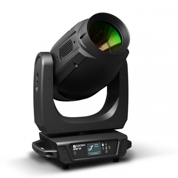 Cameo OPUS S5 вращающаяся голова типа Spot LED 380 Вт