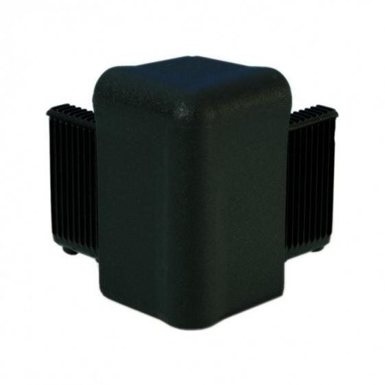 Adam Hall EASY CASE Q4504BLK уголок стыковочный (53х31) черный