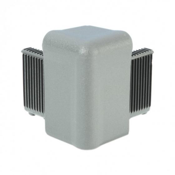 Adam Hall EASY CASE Q4504AG уголок стыковочный (53х31) светло-серый