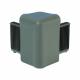 Adam Hall EASY CASE Q4504MG уголок стыковочный (53х31) серый