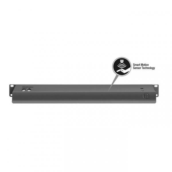 """Adam Hall 87451 SMART Белая LED подсветка для стойки 19"""" с датчиком движения"""