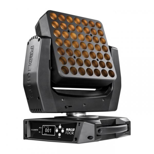 ProLights HALUROCK вращающаяся голова LED-washer