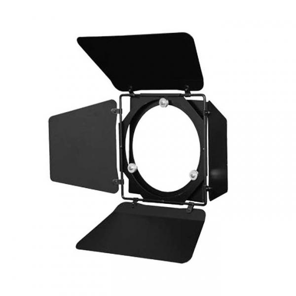 LDR 20100303 4-х створчатые шторки для Suono/Tempo plus,black