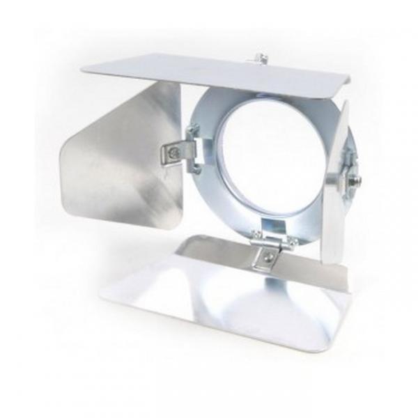 LDR 20100303C 4-х створчатые шторки для Suono/Tempo plus,silver