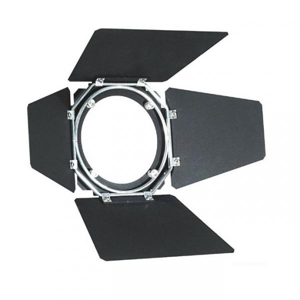 LDR 20100307 4-х створчатые шторки для Tono/Alba,black