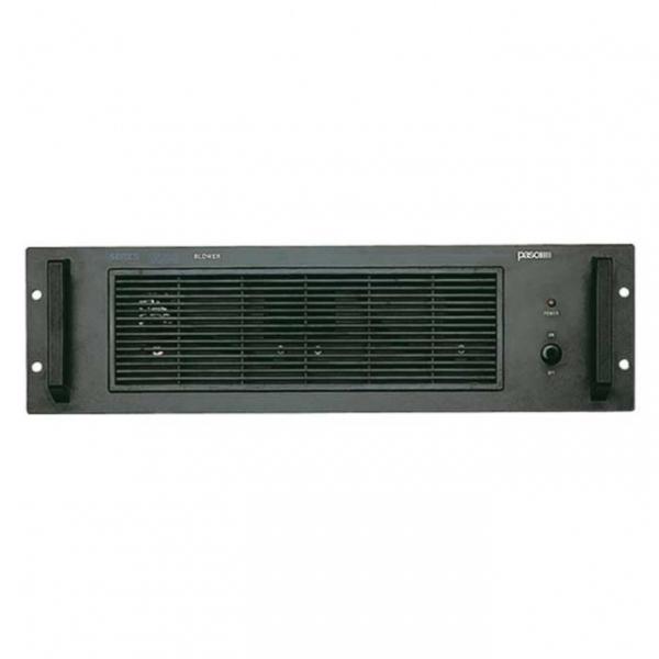 PASO P8003/1  Панель для 1-го вентилятора принудительного охлаждения, 3U