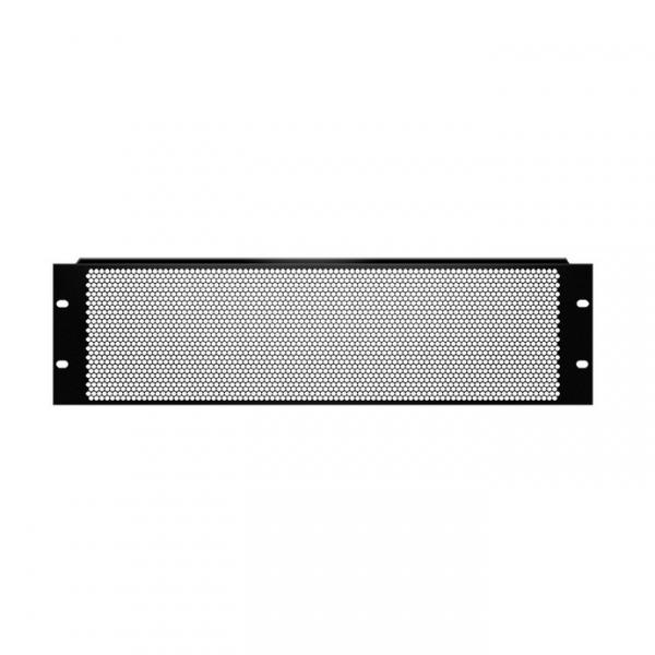 """Adam Hall 87223 VR Панель 3U с круглыми отверстиями для рэковой стойки 19"""""""