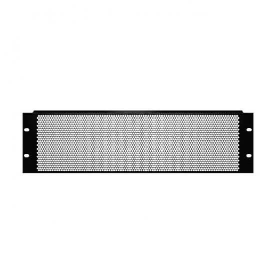 """Adam Hall 87223VR Панель 3U с круглыми отверстиями для рэковой стойки 19"""""""