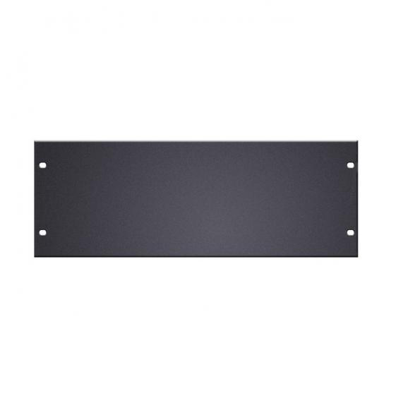 """Adam Hall 8724STL Стальная панель 4U для рэковой стойки 19"""" плоская"""