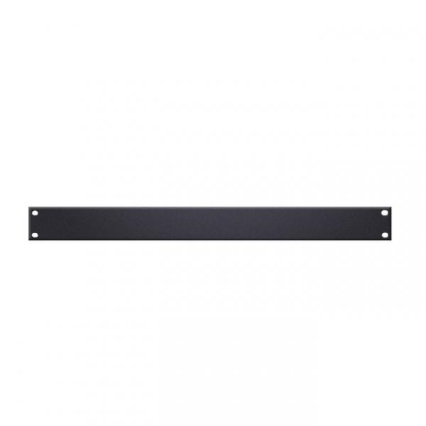 """Adam Hall 8721STL Стальная панель 1U для рэковой стойки 19"""" плоская"""