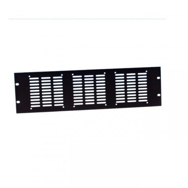 """Adam Hall 8765 Панель 3U для трех вентиляторов рэковой стойки 19"""""""