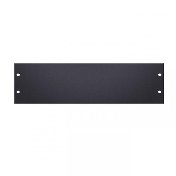 """Adam Hall 8723STL Стальнапя панель 3U для рэковой стойки 19"""" плоская"""
