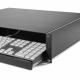 Adam Hall 87412 Выдвижная полка под компьютерную клавиатуру