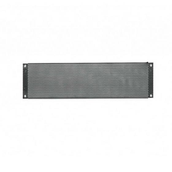 """PASO P5203-D Перфорированная вентиляционная панель 3U для рэковой стойки 19"""""""