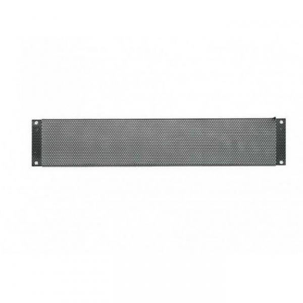 """PASO P5202-D Перфорированная вентиляционная панель 2U для рэковой стойки 19"""""""