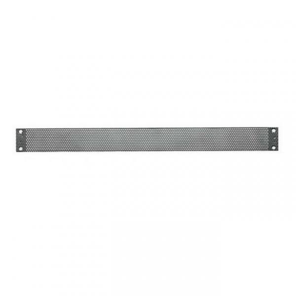 """PASO P5201-D Перфорированная вентиляционная панель 1U для рэковой стойки 19"""""""